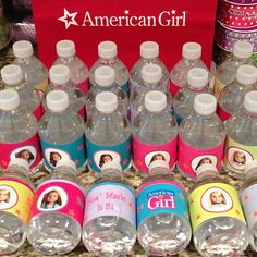 American girl crafts doll party COLLECTION by ShopPartyTales,