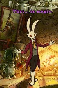 Rabbit, Play, Night, Games, People, Anime, Art, Bunny, Art Background