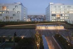 Works / Tokyo Denki University, Tokyo Senju Campus - オンサイト計画設計事務所