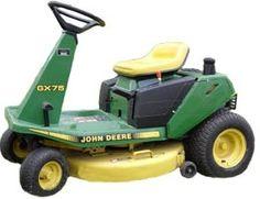 john deere 21 inch walk behind mower ja60 ja62 ja65 je75 jx75 rh pinterest com John Deere JX75 On a Deck John Deere JX85 Engine