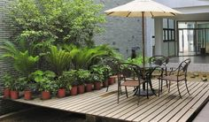 Outdoor Living Ideas by HELP Maintenance & Construction