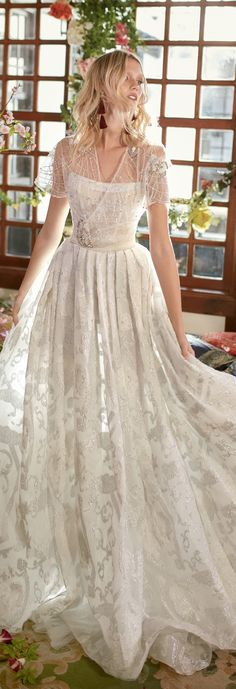 Galia Lahav Couture Bridal Butterkiss Wedding Dress #wedding #weddings #weddingday #weddingdress #weddingideas #weddingdresses #galialahav #couture #bride #bridal #weddingstyle #weddingfashion #bridalfashion