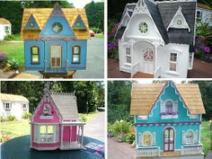 Th Colours are amazing, perfect for any young girl with a dollhouse. I think i might do it.