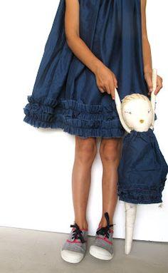 nonchalant mom: make this dress... it's EASY!