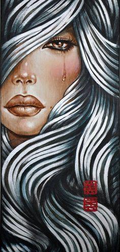 art-tension: L'Art sensuellement explosive de Mimi Yoon Pour l'artiste international mimi yoon, il n'y a pas de définition concrète de l'art.  pour elle, il est tout simplement que «l'art est.» Son œuvre vibre avec la beauté et l'honnêteté tangible et sensuelle.  il séduit subtilement alors climax d'exiger l'attention et est immédiatement inoubliable.  Mimi a un BFA en design graphique de California State University Long Beach, et a fondé une académie d'art pour les jeunes et mentor pendant…