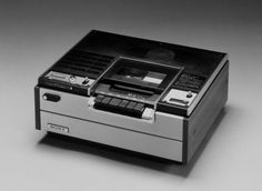 In Memoriam: Tech That Died in 2015 Sony Betamax – Radios, Hifi Video, Vcr Player, Audio Player, Tech Gadgets, Childhood Memories, Inventions, Old Things, At Least