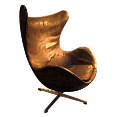 Vintage Arne Jacobsen Egg Chair