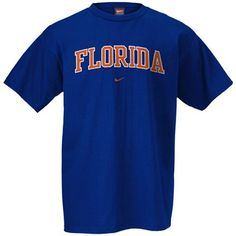 Nike Florida Gators Royal Blue College Classic T-shirt