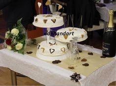 Mes debuts #gateaudemariage #Hochzeitstorte #Wedingcake  #ednhandart #eugeniehandart