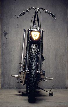 'Hardache' Honda CB360 – Popbang Classics