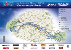 Paris Marathon - another run for my bucket list