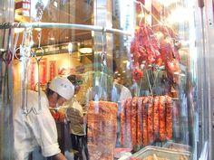 Chinatown in Yokohama.