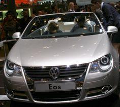 Eos Volkswagen model - http://autotras.com