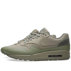 Nike Air Max 1 V SP 'Patch' (Steel Green)