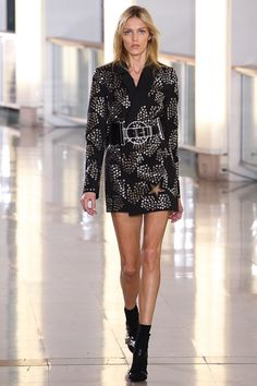 Anthony Vaccarello - Fall 2015 Ready-to-Wear - Look 36 of 37