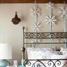 2014 Halloween Frozen Snowflake Decorations - Frozen Winter Wonderland Theme Bedrooms Designs for 2014 Halloween
