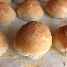 Food Pusher: Gluten Free French Rolls