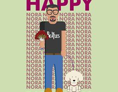 "Check out new work on my @Behance portfolio: ""Cumple Nora"" http://be.net/gallery/57348691/Cumple-Nora"