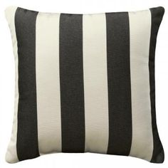 "18"" Square Outdoor Throw Pillow"