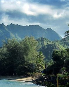 "Kauai is known as the ""Garden Isle"" with good reason — it's verdant, lush and spectacular. #Jetsetter"
