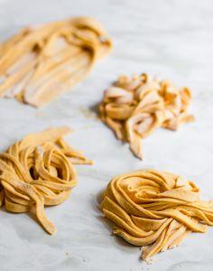 Two-Ingredient Pumpkin Pasta