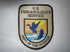 US Fish and Wildlife Service Dept of the Interior my collection