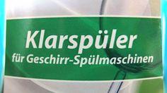 Klarspüler, der Allesputzer | Frag Mutti