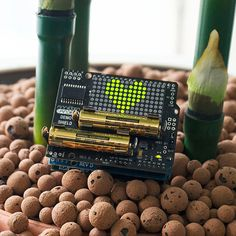 This Arduino bluetooth shield allows youto easily monitor and control electrical devices and gadgets wirelessly from your iOS or Android device, no programming required! Control your Arduino proje...