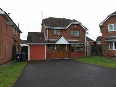4 bedroom detached house for sale - Swan Way, Coalville,