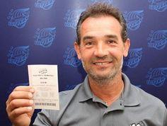 RENOVAÇÃO: Americano esquece bilhete premiado de US$ 1 milhão...