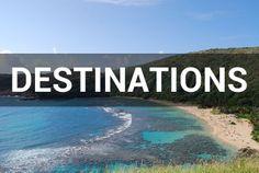 Where's your favorite destination?