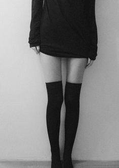 Looks: Knee socks