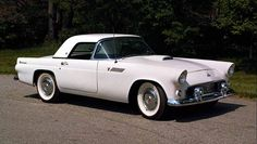 Ford Thunderbird | 1955 Ford Thunderbird picture, exterior