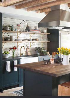Kitchen Cabinets Zimbabwe rénovation maison familiale : une maison de vacances à la campagne