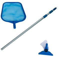 Intex Swimming Pool Maintenance Kit Best Cleaning Kit Pool Telescoping Pole #IntexSwimminPoolMaintenanceKit