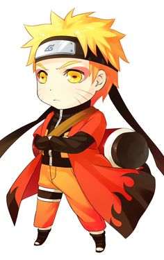 Tags: Fanart, NARUTO, Uzumaki Naruto, Sage Mode, Jiegengdai