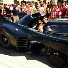"KEEPING UP WITH KYLIE & KENDALL JENNER ON INSTAGRAM @Kendall Finlayson Jenner ""THE #batmobile"" Instagram 