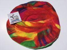 Rainbow Frisbee, Small Soft Toys, Puppy Toy, Gifts for Dogs, Pet Pride, Tugawar Toy, Fleece Flying Disc, Indoor Dog Toys, Rainbow Gifts #TugAWarToy #PetPride #GiftsUnder15 #SmallSoftToys #RainbowFrisbee #FleeceFrisbee #GiftsForDogs #PuppyToy #ComfyPetPads #etsy