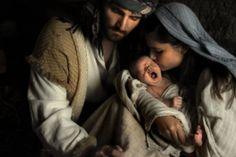 Browse through images in Helen Robson's Luke 2 Collection collection. The story of the birth of Jesus Christ from Luke told through fine art photography images by Helen Thomas Robson of Captured Miracles Productions. Baby Jesus Pictures, Joseph, Luke 2, Christmas Nativity Scene, Merry Christmas, Christmas Cards, Mary And Jesus, God Jesus, Favorite Son