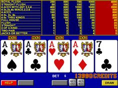 Semua Tentang Poker Video - Casino Online Indonesia http://www.rajapokergame.com/semua-tentang-poker-video/
