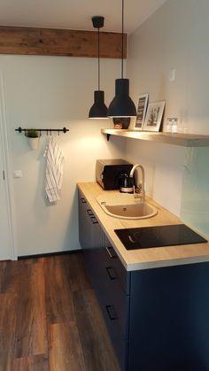 Kitchen decor Apartments, Corner Desk, Kitchen Decor, Interior Design, Garden, House, Furniture, Home Decor, Corner Table