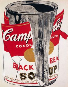 When Did Andy Warhol Paint Campbell Soup Cans