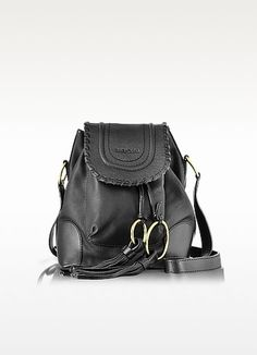 New Arrivals: See by Chloé - Polly Leather Shoulder Bag w/Tassels