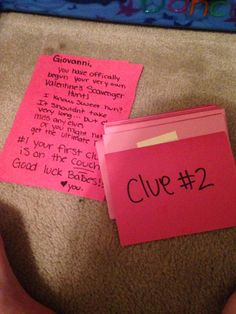 asking some one to prom do a scavenger hunt prom creative ways