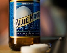 Blue Moon Brewing Company Brews a Beer for the Blue Moon-just add a slice of orange!