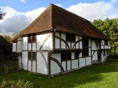 Photographs taken whilst walking in the East Sussex countryside,mainly around Burwash,Brightling,Darwell Forest and Penhurst Model Village, Medieval Houses, Tudor House, Tudor Style, East Sussex, Old Buildings, Old Houses, Diorama, Loom