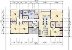 「平屋 35坪 間取り」の画像検索結果