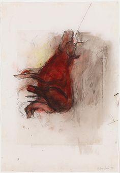 Betty Goodwin Untitled (Animal Series)