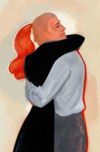 Brilliant Toronto-based conceptual illustrator Julia Breckenreid for MORE Magazine  http://www.breckenreid.com