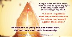 Praying For Our Country, Open My Eyes, Pray For Us, Words, Inspiration, Biblical Inspiration, Inhalation, Motivation